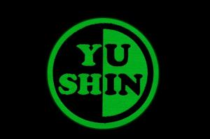 Glow in the dark woven label